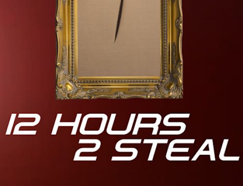 12 Hours 2 Steal By Justin K Hayward